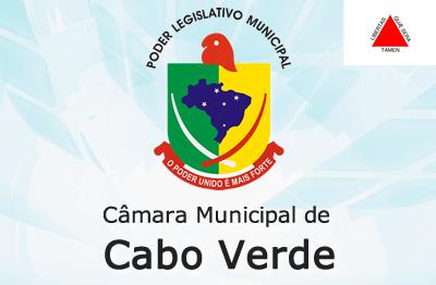 Site da Câmara de Cabo Verde
