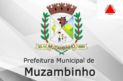 Site da Prefeitura de Muzambinho