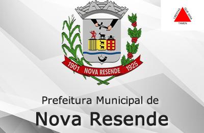 Site da Prefeitura de Nova Resende